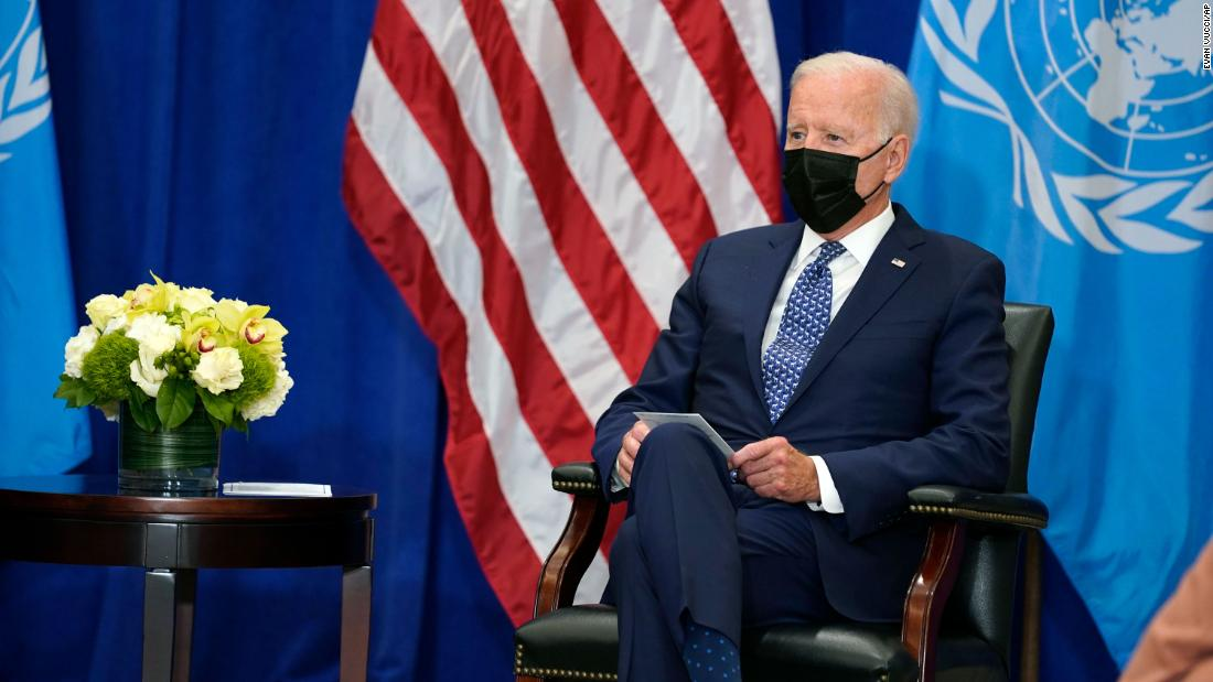 EU official says 'something is broken' with US ties as sub spat casts shadow over Biden's UN address