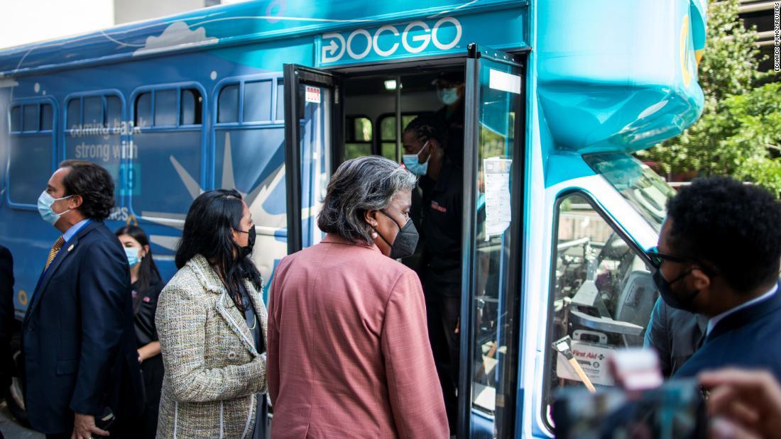 Vax van seeks to avert super-spreader event at UN summit