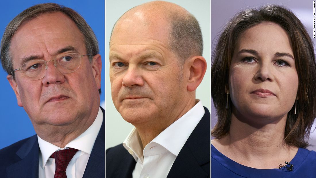 What you need to know about Germany's close election