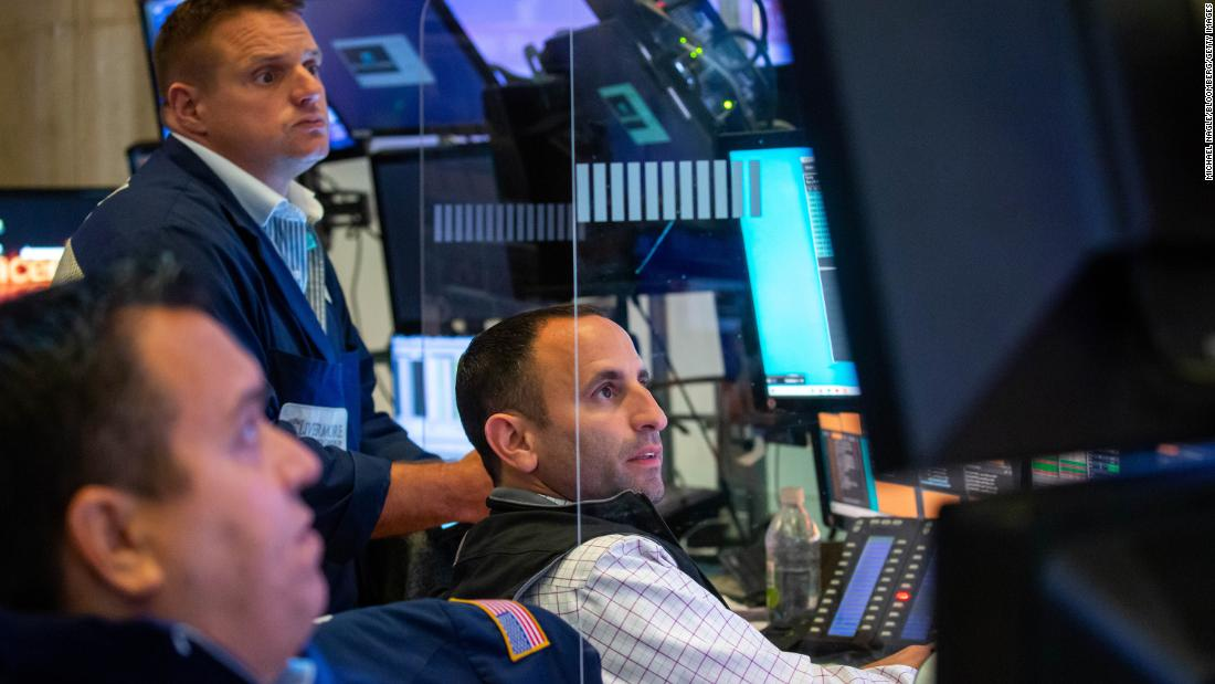 Stock futures bounce back ahead of Fed decision