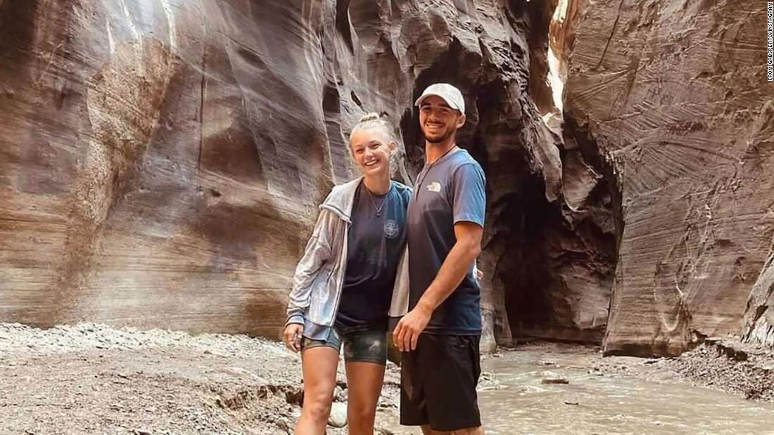 FBI asks for the public's help in finding Gabby Petito's fiance as new tip emerges about his movements in Wyoming