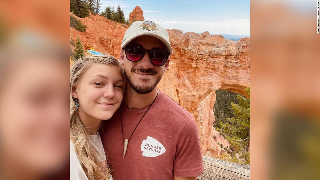 FBI search for Gabby Petito's fiance scaling back but focusing more on intelligence