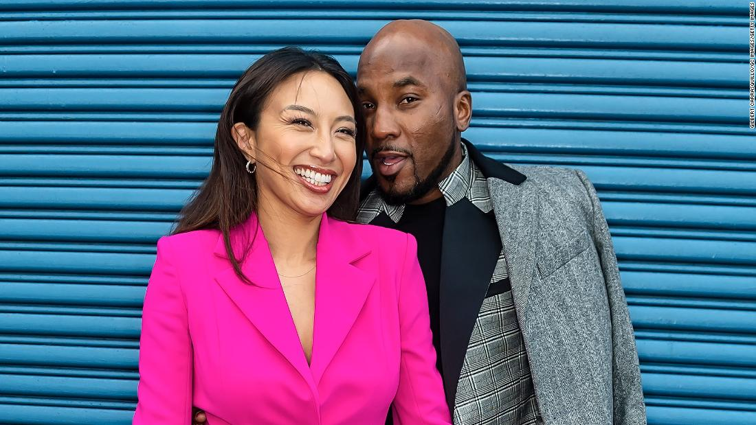 Jeannie Mai and husband Jeezy are expecting