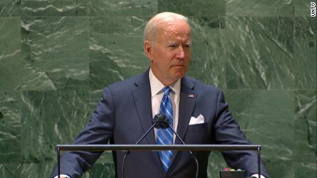 Байден призвал к дипломатии по поводу конфликта на Генеральной Ассамблее ООН.  Вот как отреагировали мировые лидеры