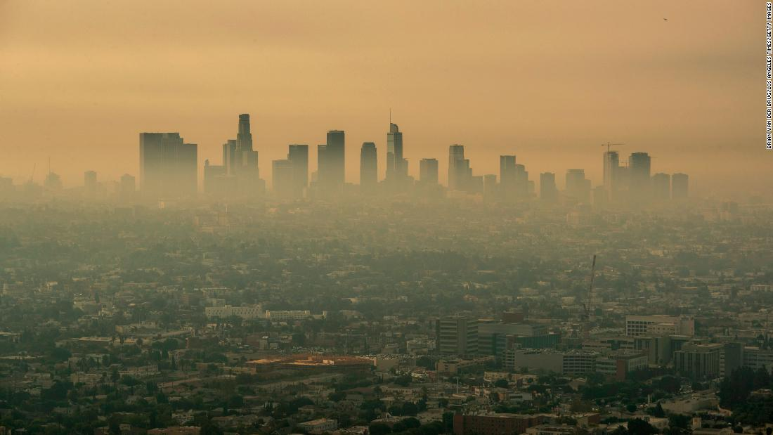 Millions of deaths could be avoided under new air quality guidelines, WHO says