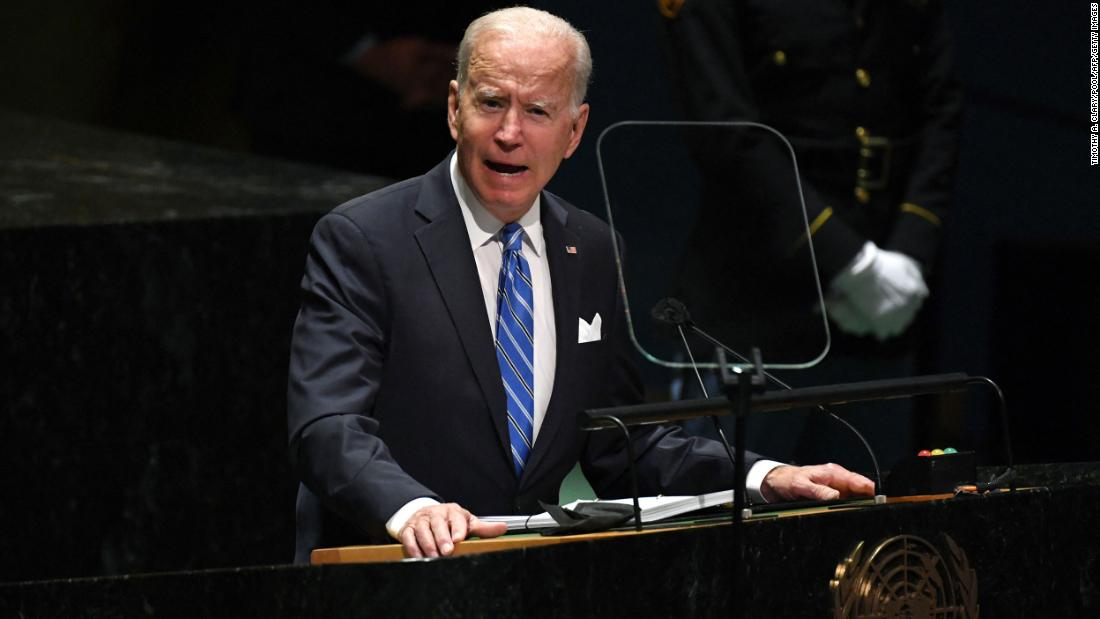 Covid-19 pandemic and Biden summit: Live updates