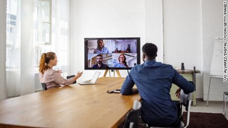 Do you think remote meetings are difficult?  Hybrid meetings are much more complicated