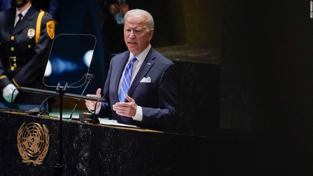 Analysis: Why it's getting even harder for Biden to pass his legacy-defining agenda