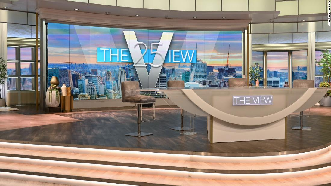 'The View' turns 25. Here are 25 times the show gave us something to talk about