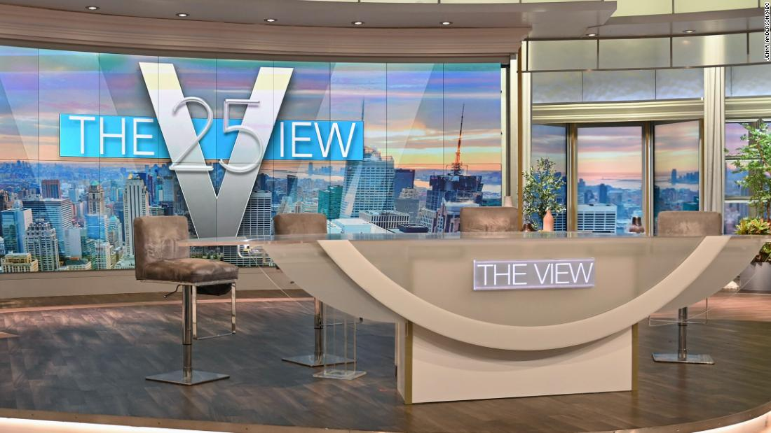 'The View' turns 25