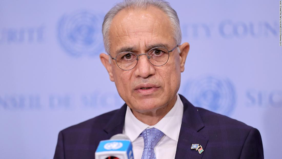 Afghanistan will not address UN General Assembly after credentials dispute