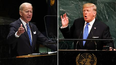 At UN, Biden distinguished himself from Trump, but sketched agenda that will be hard to carry out