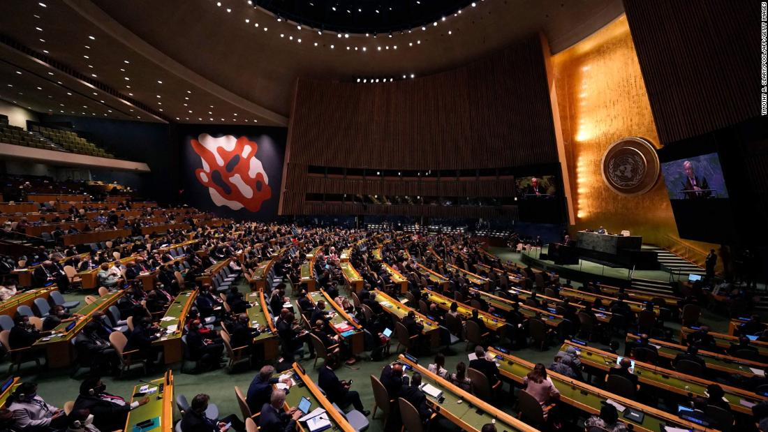 Opinion: At UN General Assembly, it's show up or become obsolete