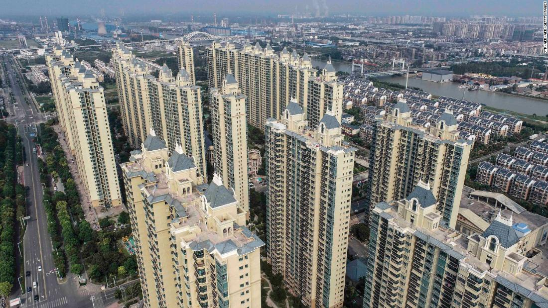 Threatened Chinese real estate giant faces critical test