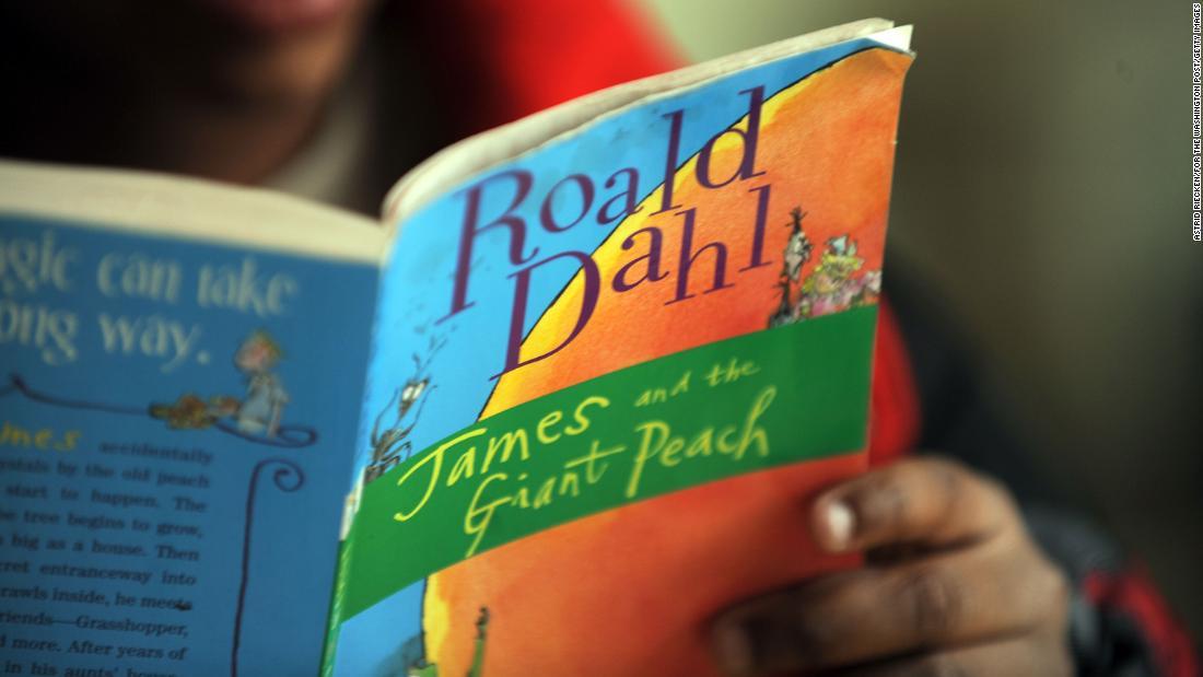 Netflix buys rights to Roald Dahl's beloved children's stories