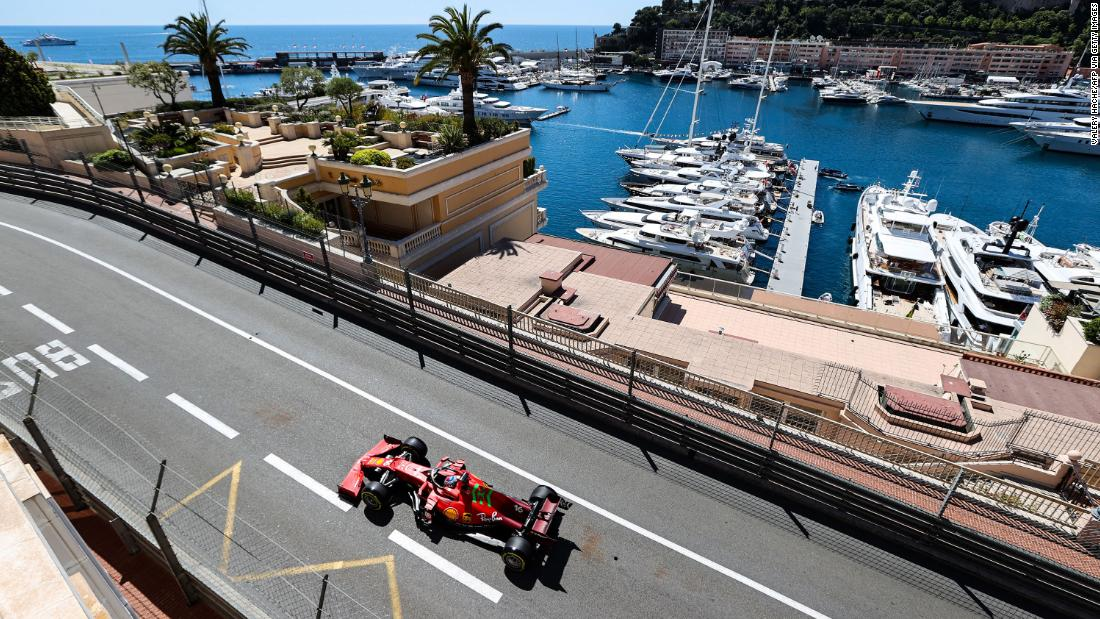 No more parties in Monaco: F1 boss says Monaco GP format to be cut to three days