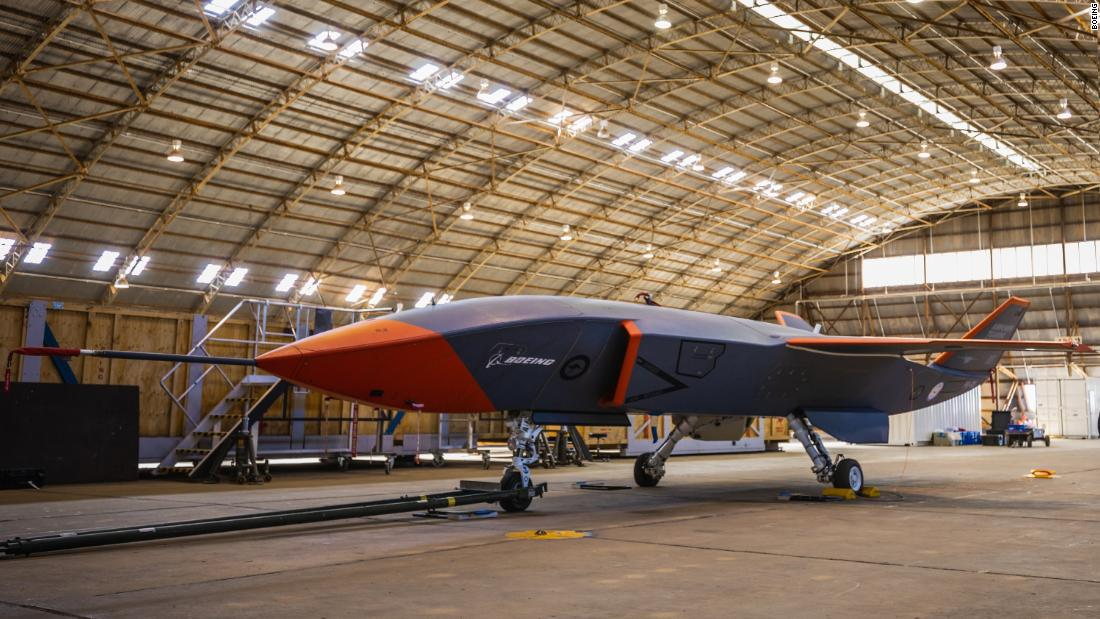 Boeing to build its first foreign assembly plant in Australia