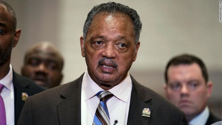Rev. Jesse Jackson expected to be discharged from rehab facility today