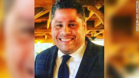 Joel Alvarado, 50, told CNN attending Morehouse College in Atlanta and studying history helped him fully understand why he should identify as an Afro-Latino man.
