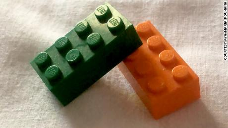 Two Lego blocks gave me hope in my country's crisis
