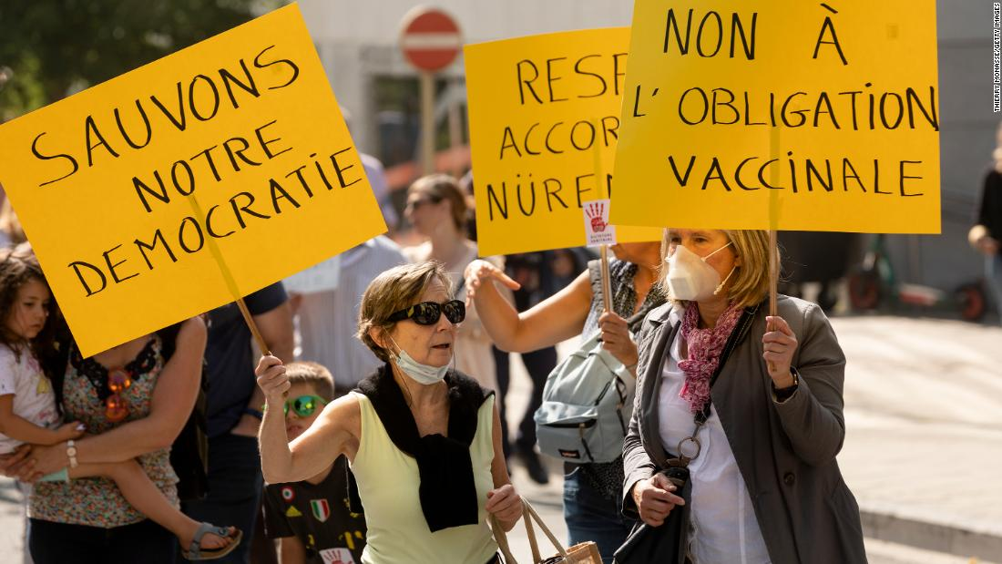 Picture - Pockets of low vaccine uptake remain in Europe