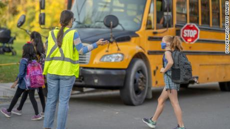 Kids are bringing pandemic stress to school. Here's how to spot it