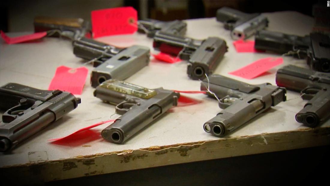 'We hear gunshots everyday': Louisiana resident describes uptick in violence