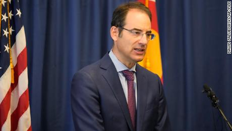 """""""The only option was to use our authority,"""" Colorado Attorney General Phil Weiser said of the investigation into the Aurora Police Department."""