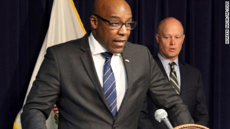 Illinois Attorney General Kwame Raoul initiated a formal investigation into the Joliet Police Department.