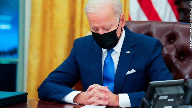 Joe Biden's poll numbers are plummeting at exactly the wrong time