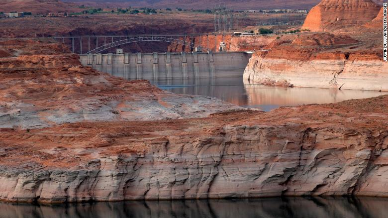 There's a 1-in-3 chance Lake Powell won't be able to generate hydropower in 2023 due to drought conditions, new study says