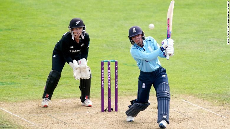 Cricket swaps 'batsman' for gender-neutral 'batter' in law amendment
