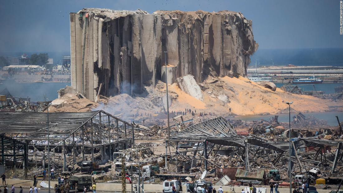 Hezbollah threatened top judge probing Beirut port blast, source says