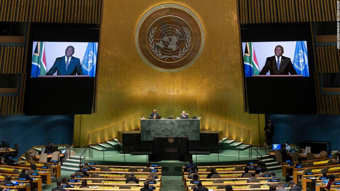Why the US and UK skipped a meeting on race and reparations at the UN