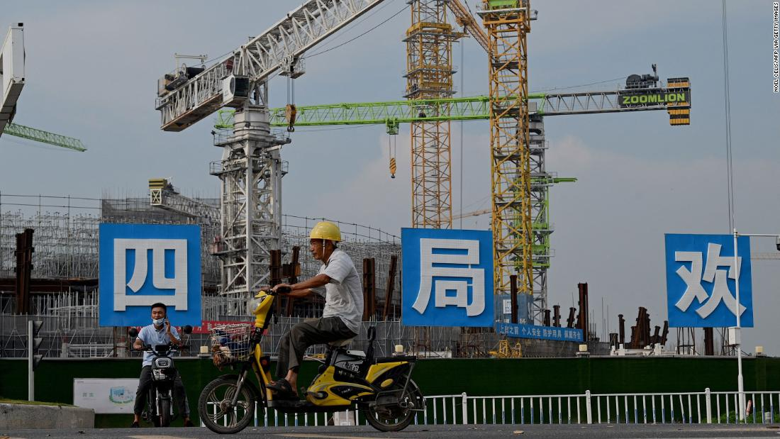 Picture - What's next for Evergrande: Bailout, breakup or default?