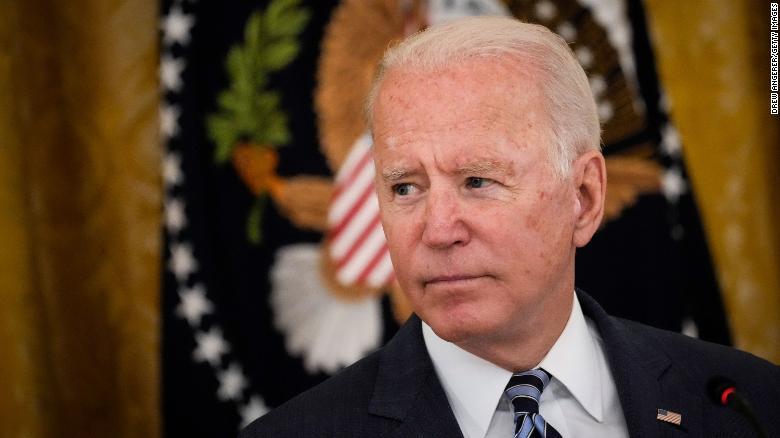 Biden urges Democratic action on stalled legislative agenda