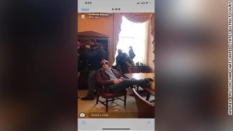 January 6 rioter who took beer from Pelosi's office pleads guilty
