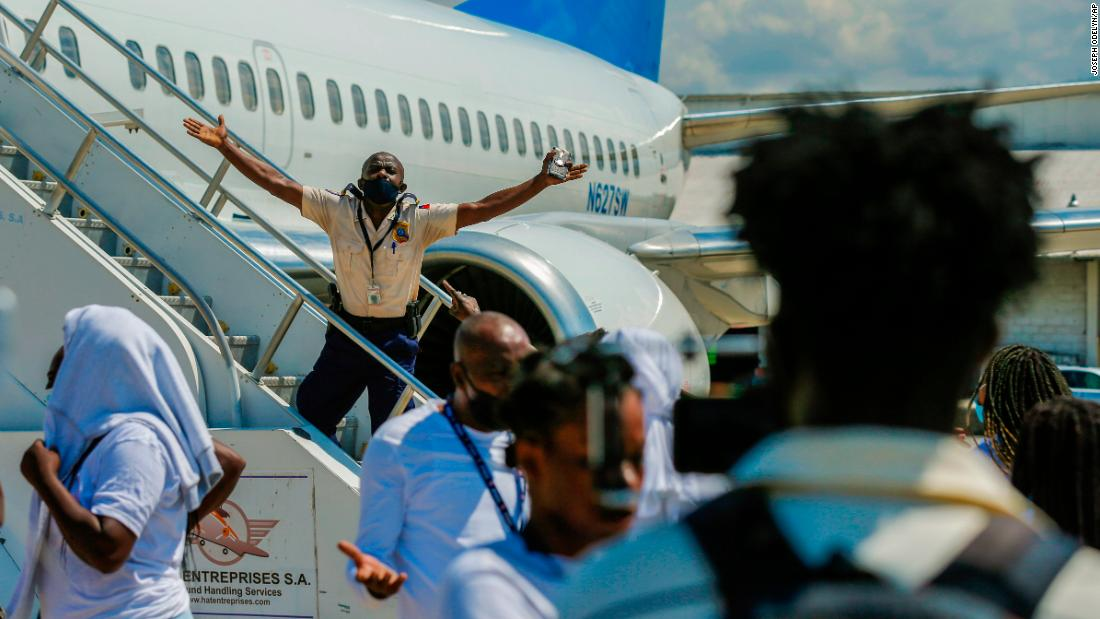 More than 40 children with non-Haitian passports deported to Haiti, says International Organization for Migration