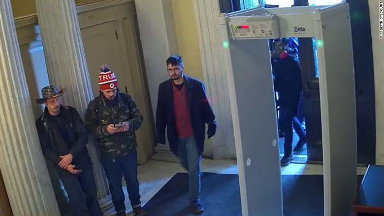 Justice Department unseals Capitol riot charges against FreedomWorks organizer