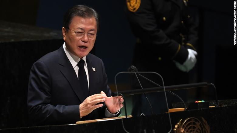 North Korea says South Korea's call to declare end of Korean War is premature