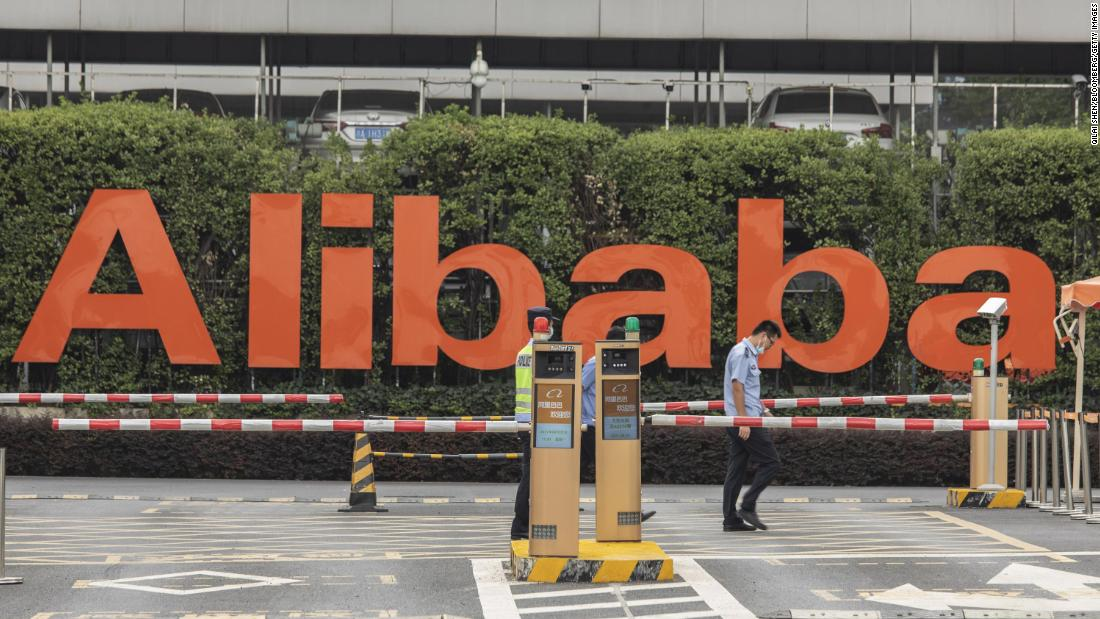 Alibaba was building a media empire. Now it's dumping Chinese TV shares