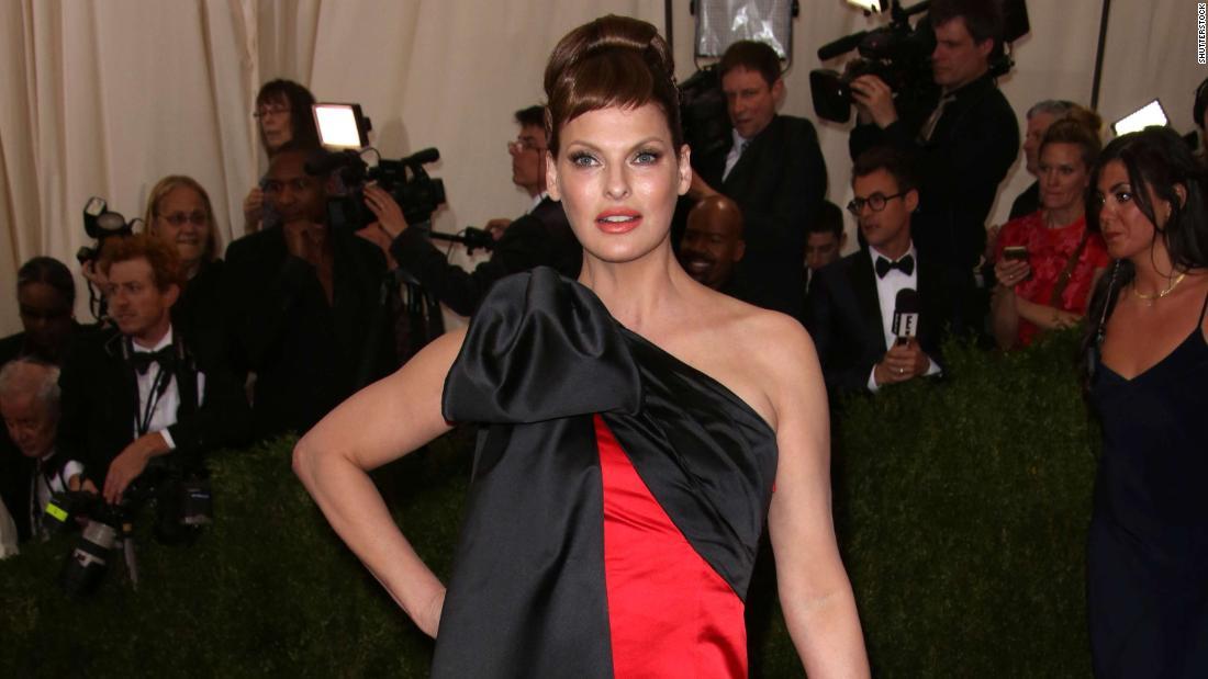 Linda Evangelista files $50M lawsuit over disfiguring cosmetic treatment