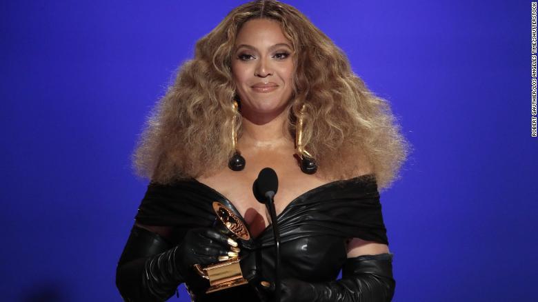 Beyoncé is loving being 40, she tells fans in inspiring letter