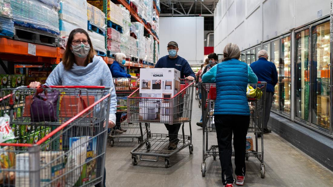 London (CNN Business)Costco  (COST ) , home of the ultimate big box store, is not mincing words about what it's like to run a consumer business in the