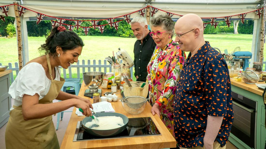 TV OT: Why we knead and love baking shows. Plus, Broadway's back and 'Ted Lasso'