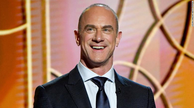 Christopher Meloni happily accepts being 'zaddy of the moment'