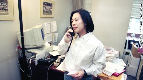Kim Ng's first assistant general manager job was with the New York Yankees where, she says, she learned what 'winning at a high, high level' took.