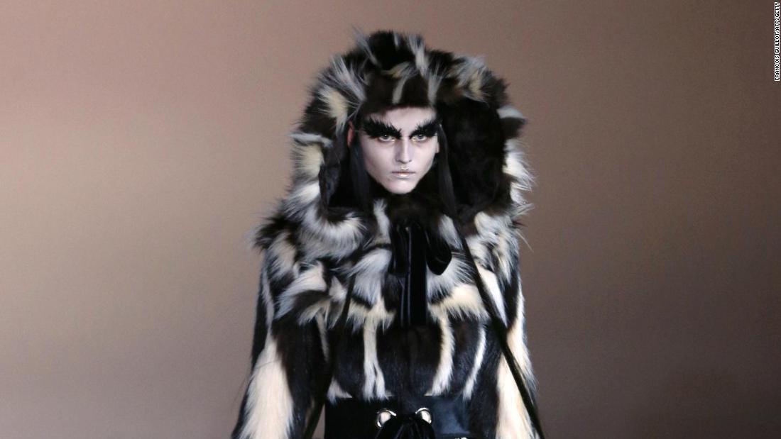 Luxury fashion giant bans fur