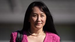 Huawei CFO Meng Wanzhou reaches agreement with US to resolve fraud charges