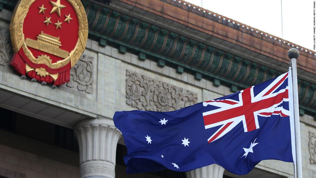 How Australia became a global example of how to resist Beijing